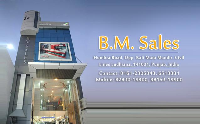 B.M. Sales Ludhiana