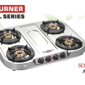 Four Burner SWCT107