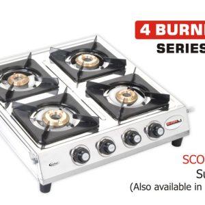 Four Burner SWCT123